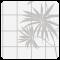 Шезлонг Eva Pro Sand Palms