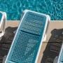 Шезлонг Eva Pro Sky Blue (3133BU) купити на сайті Shezlongi.Com.UA • Пластикові шезлонги Balliu