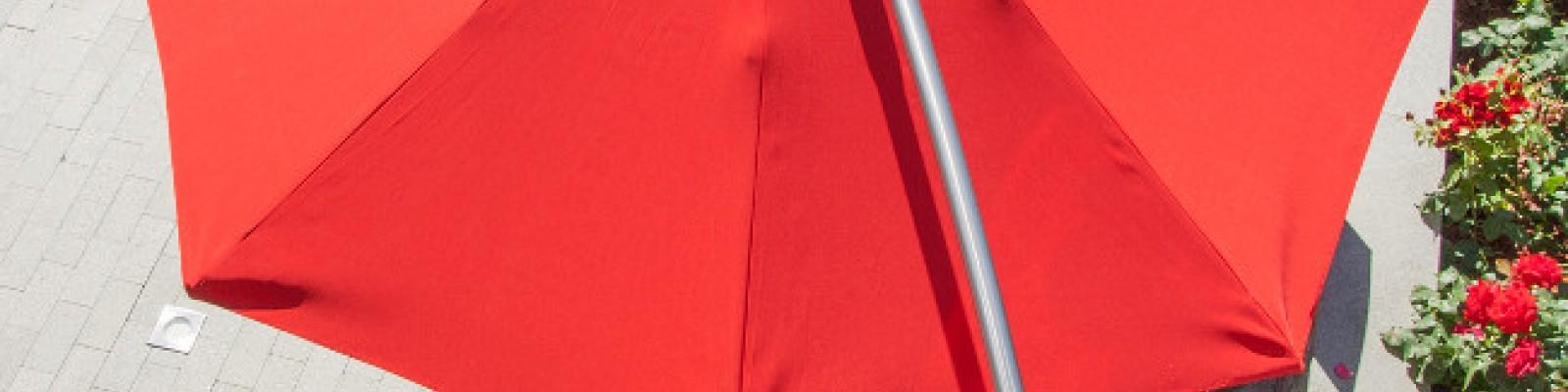 Круглі парасолі
