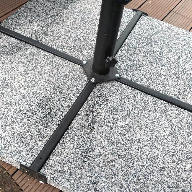 Обтяжувачі для парасолі (11786) купити на сайті Shezlongi.Com.UA • Бази для парасоль Вілла Ванілла