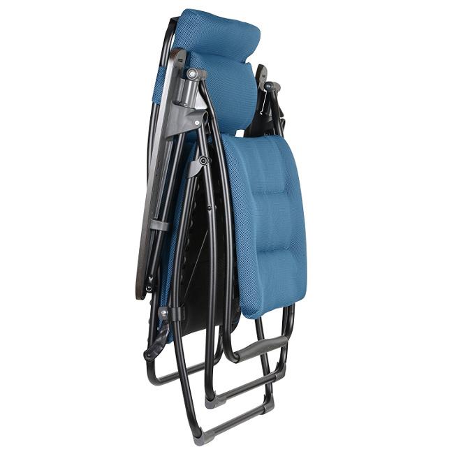 Крісло-шезлонг Futura AC (30516893) купити на сайті Shezlongi.Com.UA • Металеві шезлонги Lafuma